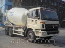 Janeoo SDX5257GJB concrete mixer truck