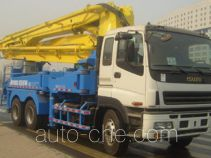 Janeoo SDX5291THB concrete pump truck