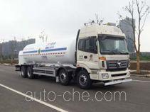 Shengdayin SDY5313GDYY cryogenic liquid tank truck