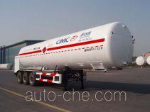 Shengdayin SDY9400GDYX cryogenic liquid tank semi-trailer