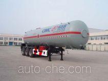 Shengdayin SDY9400GYQD liquefied gas tank trailer