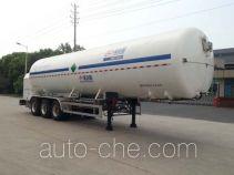 Shengdayin SDY9402GDYN1 cryogenic liquid tank semi-trailer