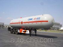 Shengdayin SDY9402GYQ liquefied gas tank trailer