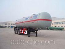 Shengdayin SDY9402GYQP liquefied gas tank trailer