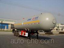 Shengdayin SDY9403GYQ liquefied gas tank trailer