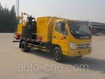 圣岳牌SDZ5083TXB型沥青路面热再生修补车