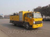 圣岳牌SDZ5127TXB型沥青路面热再生修补车