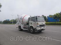 圣岳牌SDZ5167GJB38型混凝土搅拌运输车