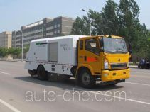 Shengyue SDZ5167TSLE street sweeper truck