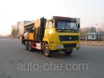 Shengyue SDZ5250TXJC slurry seal coating truck