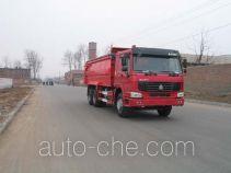 Shengyue SDZ5250ZFL bulk powder dump truck