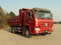 Shengyue SDZ5250ZLJ dump garbage truck
