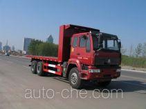 Shengyue SDZ5251TPB flatbed truck