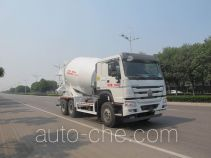 Shengyue SDZ5257GJB38 concrete mixer truck