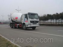 Shengyue SDZ5257GJB40 concrete mixer truck