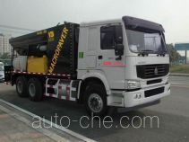 Shengyue SDZ5257TFC slurry seal coating truck