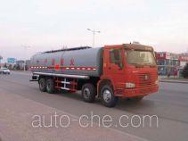 圣岳牌SDZ5310GHYA型化工液体运输车