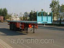 Shengyue SDZ9283TPB flatbed trailer