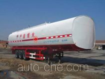 Shengyue SDZ9400GHY chemical liquid tank trailer