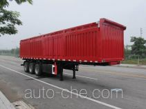 Shengyue SDZ9400XXY box body van trailer