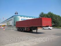 Shengyue SDZ9401XXY box body van trailer