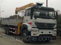 Dongfeng SE5250JSQ4 truck mounted loader crane