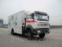 Serva SJS SEV5141TBC control and monitoring vehicle