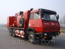 Serva SJS SEV5211TYL fracturing truck