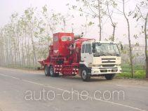 Serva SJS sand blender truck