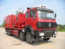 Serva SJS SEV5251THP180 mixing plant truck