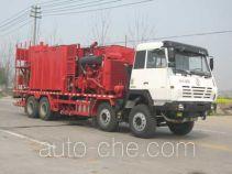 Serva SJS SEV5260THP240 mixing plant truck