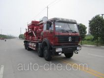 Serva SJS SEV5290TYL fracturing truck