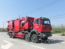 Serva SJS SEV5300THP mixing plant truck