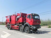 Serva SJS mixing plant truck