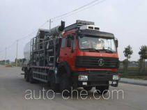 Serva SJS SEV5310TYD liquid nitrogen pump truck