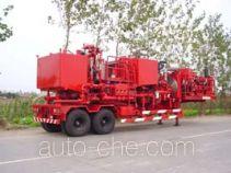 Serva SJS SEV9260TSN30 cementing trailer