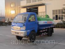 Shifeng SF1420G low-speed tank truck