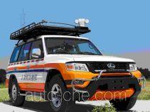 Fenghuozhuo Xintong SFH5022XTX автомобиль связи