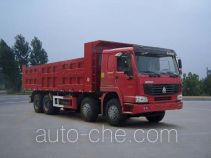 景阳岗牌SFL3310ZZ型自卸汽车车