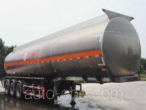 景阳岗牌SFL9400GRYL型铝合金易燃液体罐式运输半挂车