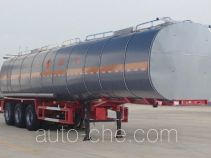 景阳岗牌SFL9401GRY型易燃液体罐式运输半挂车