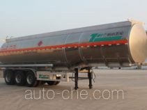 Jingyanggang SFL9402GYYL aluminium oil tank trailer