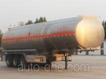 Jingyanggang SFL9403GYYL aluminium oil tank trailer