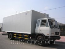 Shenfei SFQ5121XBW insulated box van truck