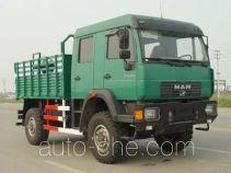 Freet Shenggong SG5112TDP seismic spread truck