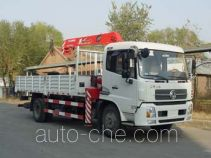 Freet Shenggong SG5120JSQ5 truck mounted loader crane