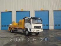 申星牌SG5120THB型车载式混凝土泵车