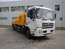 申星牌SG5121THB型车载式混凝土泵车