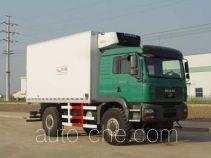 Freet Shenggong SG5160XLC refrigerated truck