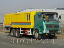Freet Shenggong SG5180TYS compressor truck